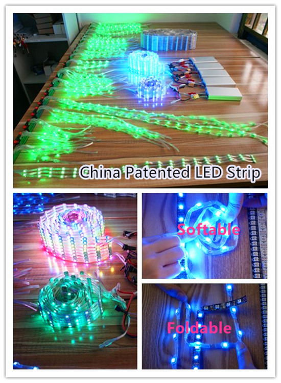 Can i buy your Materials make our own LED luminous Costumes?