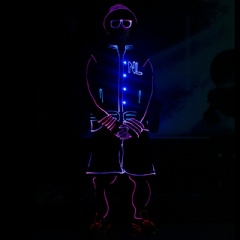 Light Fiber Optic Suit
