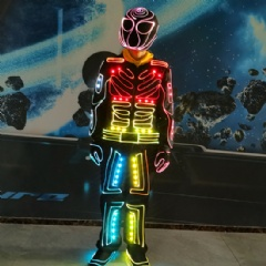 Light  Up Tron Costume
