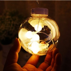 LED Lightful Bulb Ornament