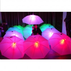 LED Waterproof Umbrella